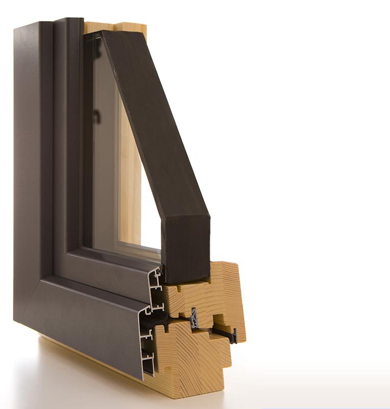 kologisch und sch n holz alufenster fenster und t ren. Black Bedroom Furniture Sets. Home Design Ideas